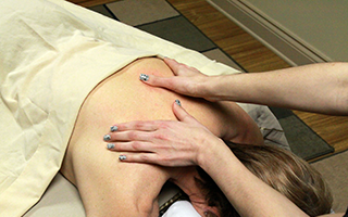 Registered Massage Therapy at Heritage Fitness in Carleton Place