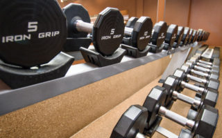 Strength Training at Heritage Fitness