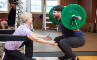 Personal Training at Heritage Fitness